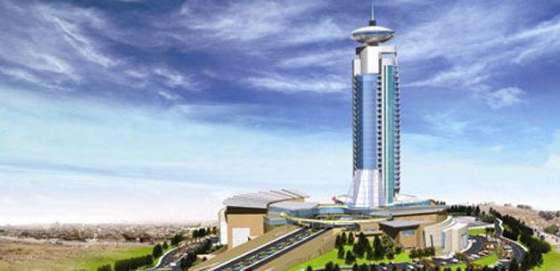 Irak'ın en büyük oteli yarın açılıyor