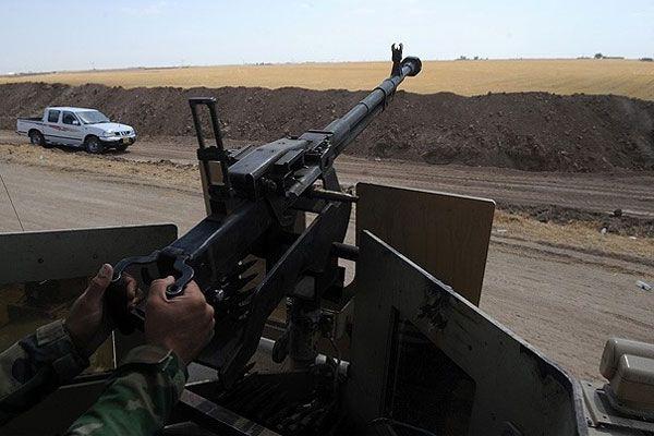 Irak ordusu Mehzem bölgesini IŞİD'den geri aldı