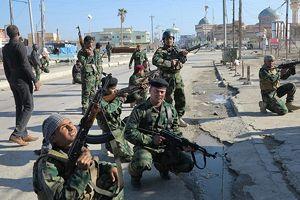 Irak ordusundan operasyon, 43 ölü, 26 yaralı