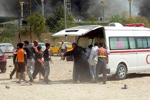 Irak'taki patlamada 58 kişi öldü