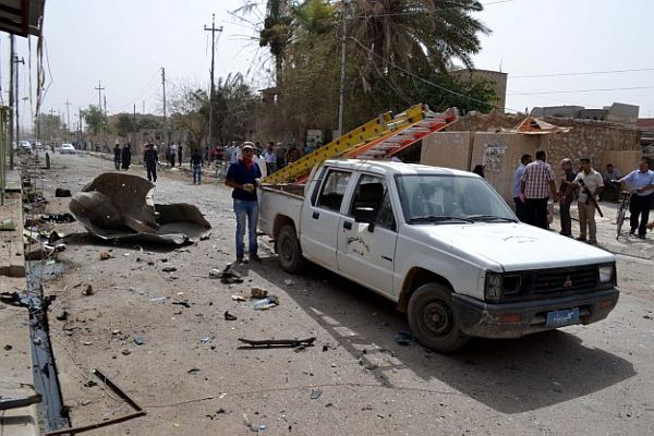 Irak'ta havan toplu saldırı, 15 ölü