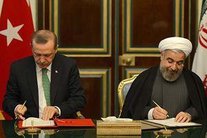 Türkiye ile İran arasında ortak siyasi bildiri