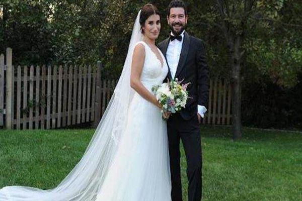 İrem Derici evlendi!