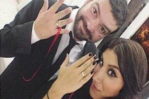 Ünlü şarkıcı İrem Derici nişanlandı