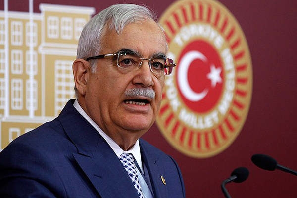 AK Partili vekil disipline sevkedildi