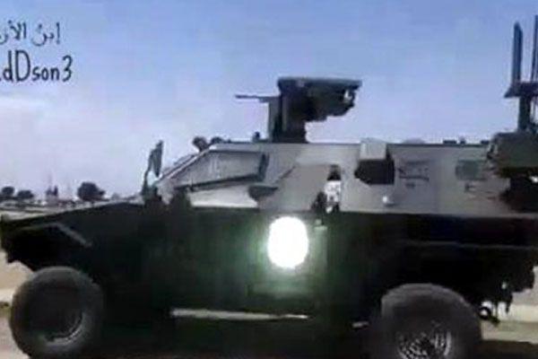 IŞİD Türk askerlerinin geçiş görüntülerini yayınladı