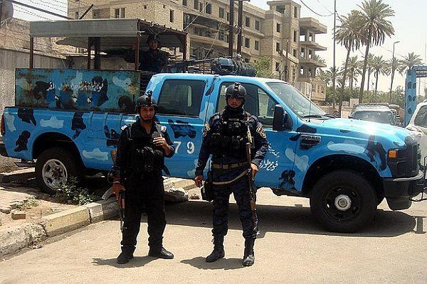 Bağdat'ta IŞİD teyakkuzu