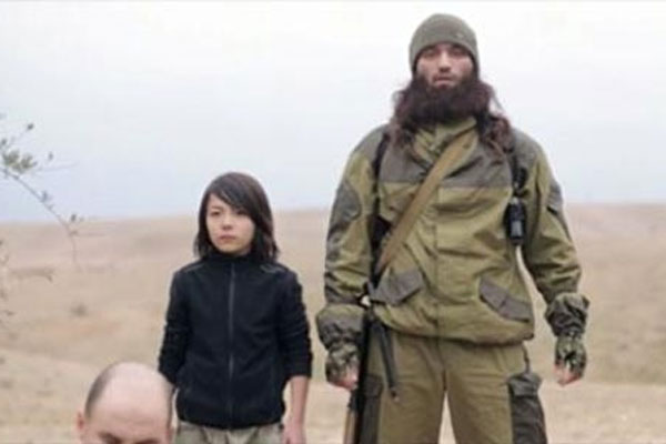 IŞİD'in kan donduran ismi öldürüldü