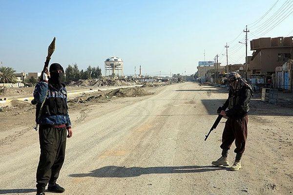 IŞİD'in Salahaddin ve Enbar'da 95 kişiyi alıkoyduğu iddia edildi