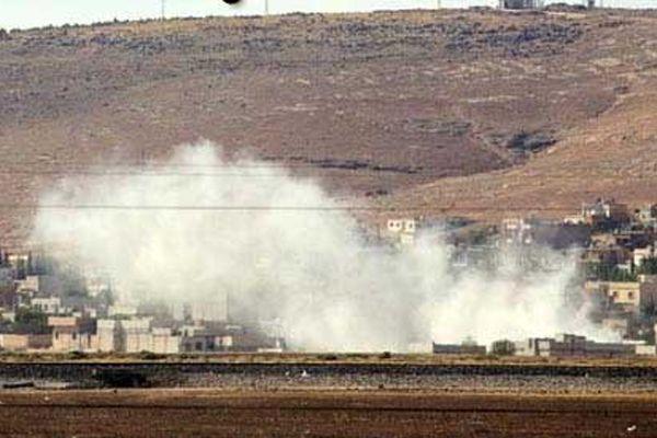 Kobani'de çatışmalar şiddetlendi! IŞİD tanklarla ilçeyi kuşattı
