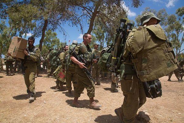 Sınırın İsrail tarafında bir ilk