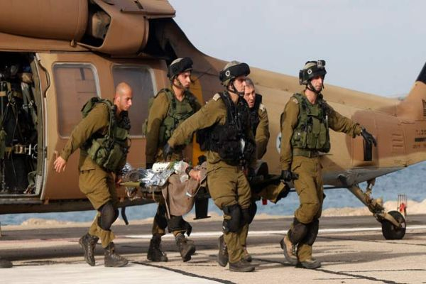 İsrail askerleri savaşmamak için bakın ne yapıyor?