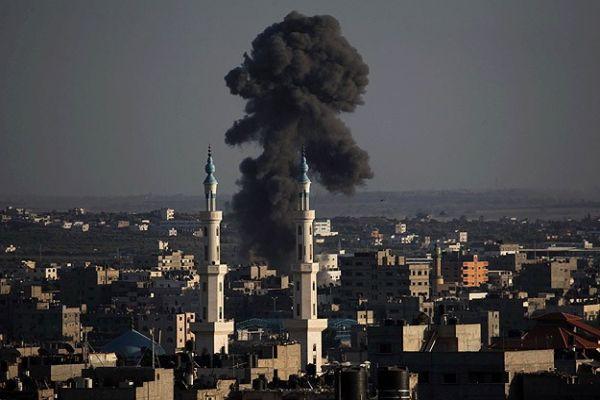 İsrail'in operasyonları yeniden başladı
