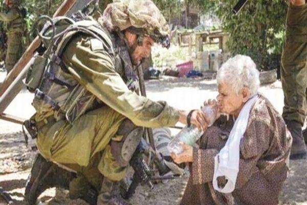 İşte İsrail'in 'insanlık' yalanı
