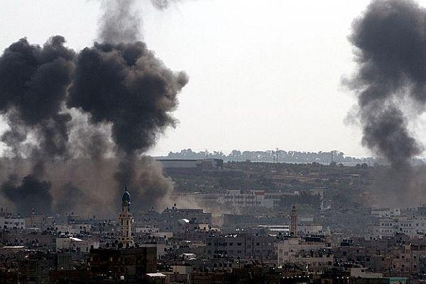 İsrail saldırılarına hız kesmeden devam ediyor