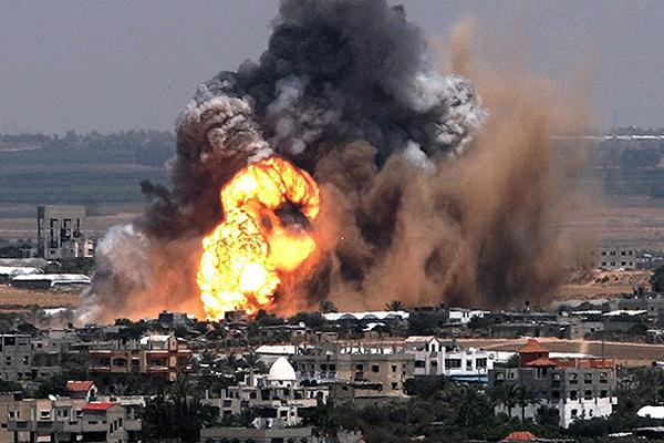 Gazze'de ölenlerin sayısı 81'e yükseldi