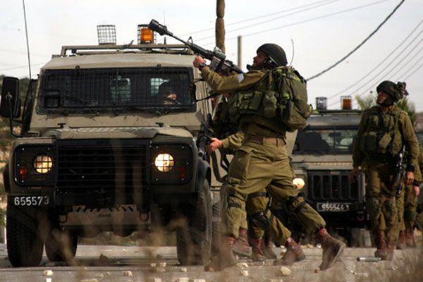 İsrail ordusu Ramallah'a girdi