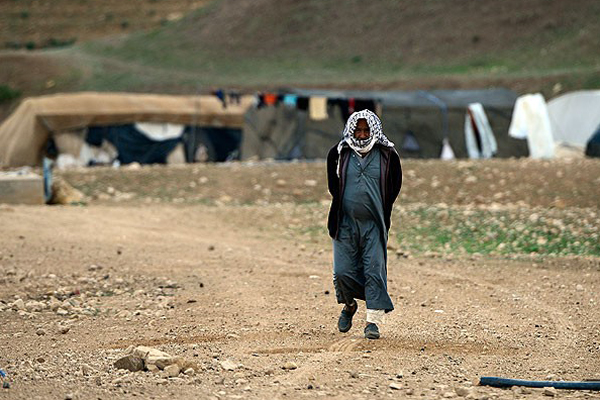 İsrail, Filistinlileri göçe zorluyor