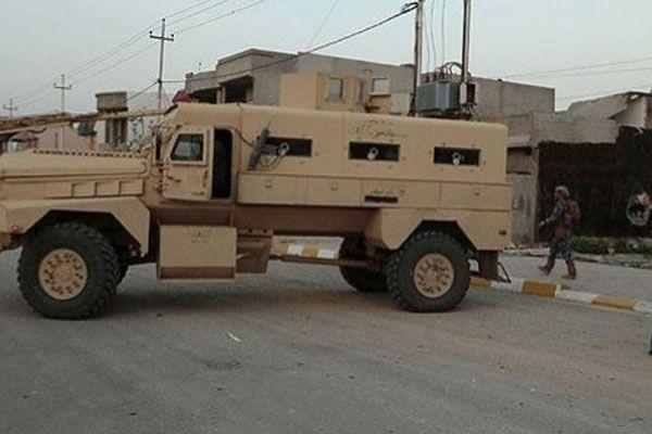İsrail askeri araçlarına roketli saldırı