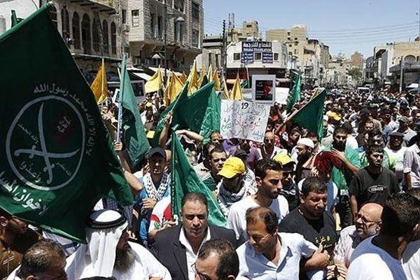 İsrail göstericilere müdahale etti