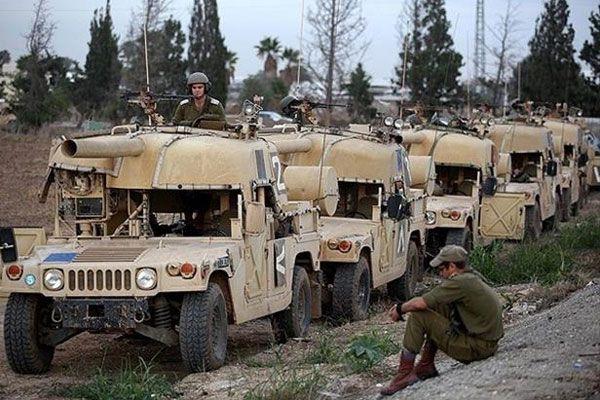 İsrail ordusundan Gazze'ye topçu atışı