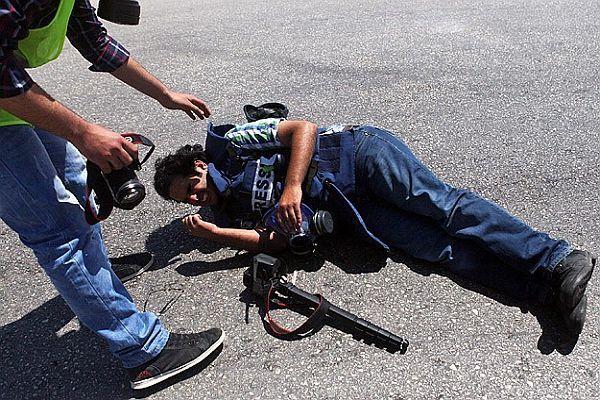 Batı Şeria'da İsrail şiddeti