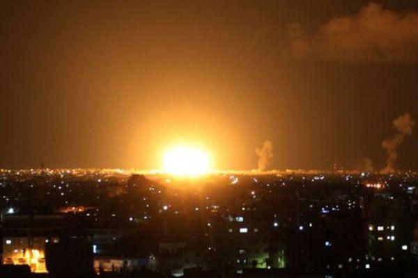 İsrail bombardımanı iftar vakti arttırdı
