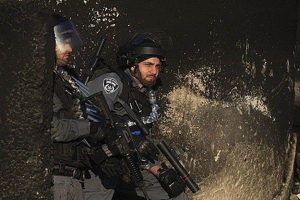 İsrail askerleri gerçek mermi kullandı