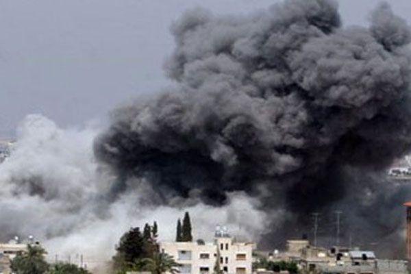 İsrail'den Suriye'ye bombardıman, 18 ölü
