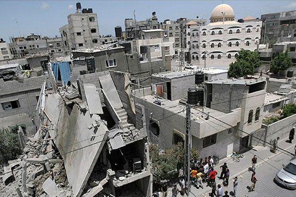 İsrail Gazze sınırındaki bir alanı askeri bölge ilan etti