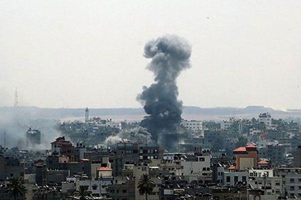 İsrail uyarı vermeden vurmaya başladı