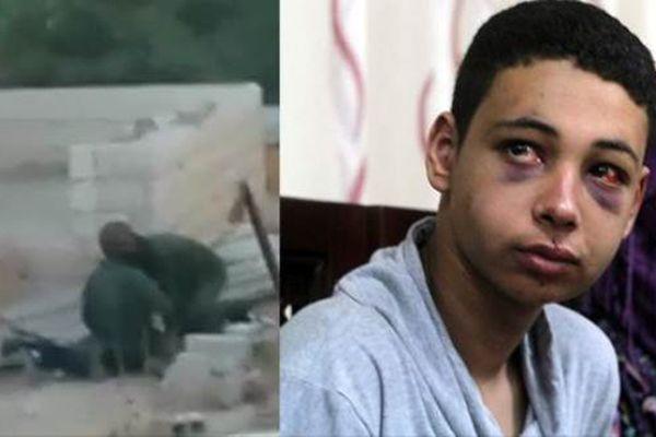 İsrail'de vahşetin görüntüleri ortaya çıktı -İZLE