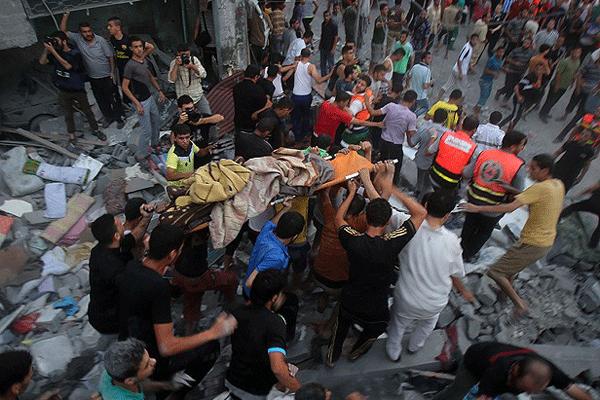 'İsrail yasaklanmış silahlar kullanıyor' iddiası