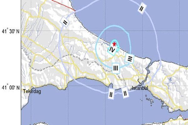İstanbul'da deprem mi oldu, işte son depremler