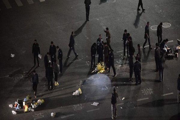 İstasyonda palalı saldırgan dehşeti, 27 ölü