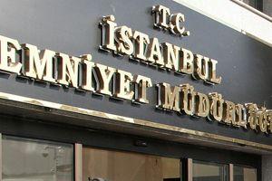 İstanbul Emniyet Müdürlüğünde görev değişimi