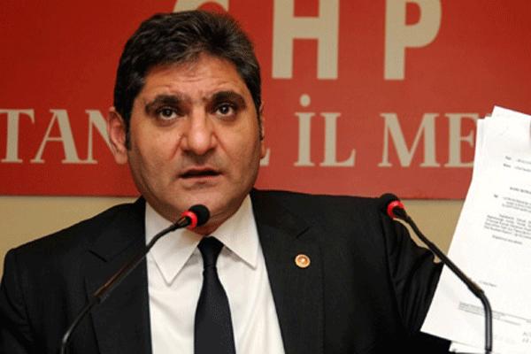 Aykut Erdoğdu CHP Parti Meclisi'nden istifa etti