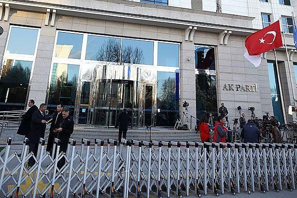 AK Parti Milletvekilleri İstişare Toplantısı başladı