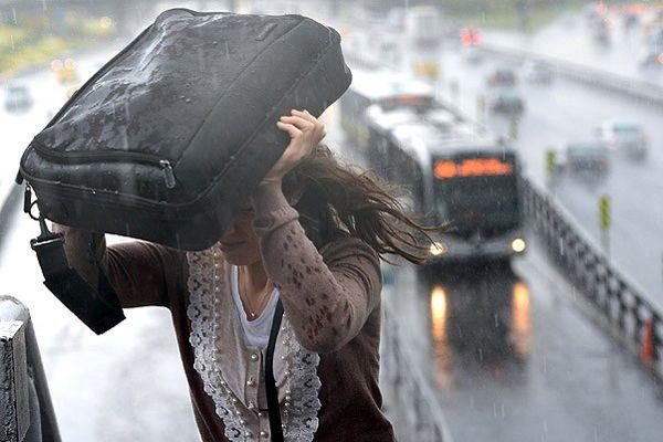 İstanbul'da yağış alarmı