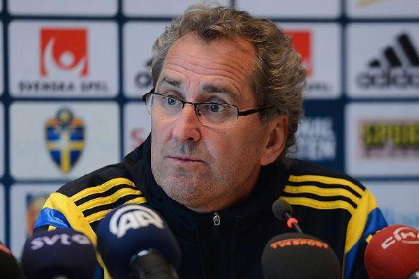 İsveç Teknik Direktörü Hamren, 'Zor bir maç olacak'