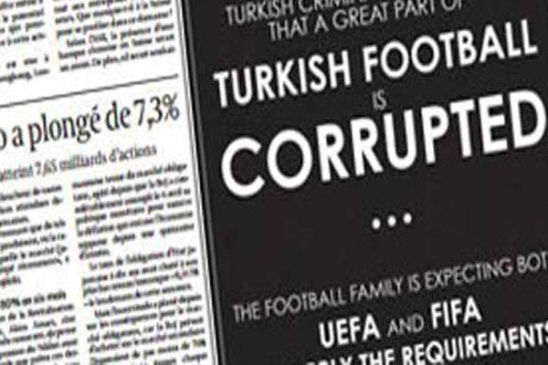 İsviçre gazetesindeki 'Fenerbahçe' ilanı