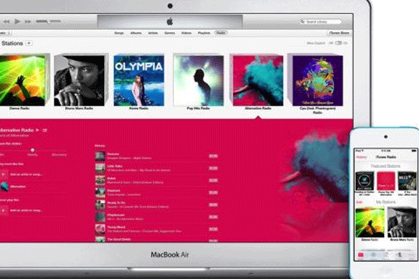 Apple, iTunes ile Android'e sızıyor