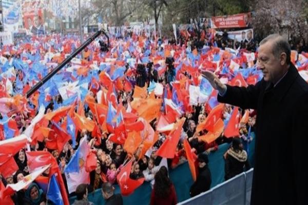 Erdoğan, 'Kalplerdeki sevgiyi söküp atamadılar'