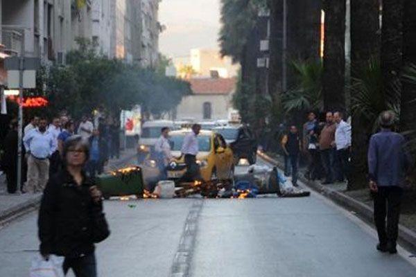 İzmir'de Soma protestocusu 90 kişi serbest bırakıldı