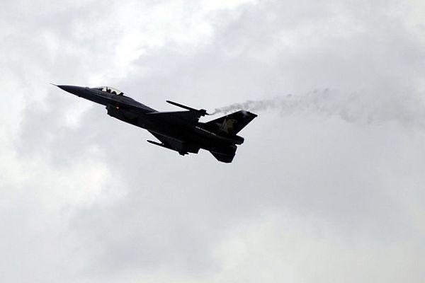 Suriye Türk jetlerini 11 kez taciz etti