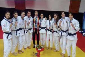 Galatasaray, Judo'da Avrupa üçüncüsü