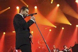 Türkiye Justin Timberlake'i bekliyor