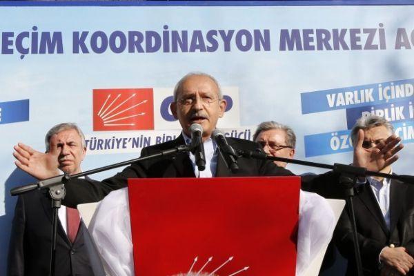 Kılıçdaroğlu, 30 günde 53 miting yapacak