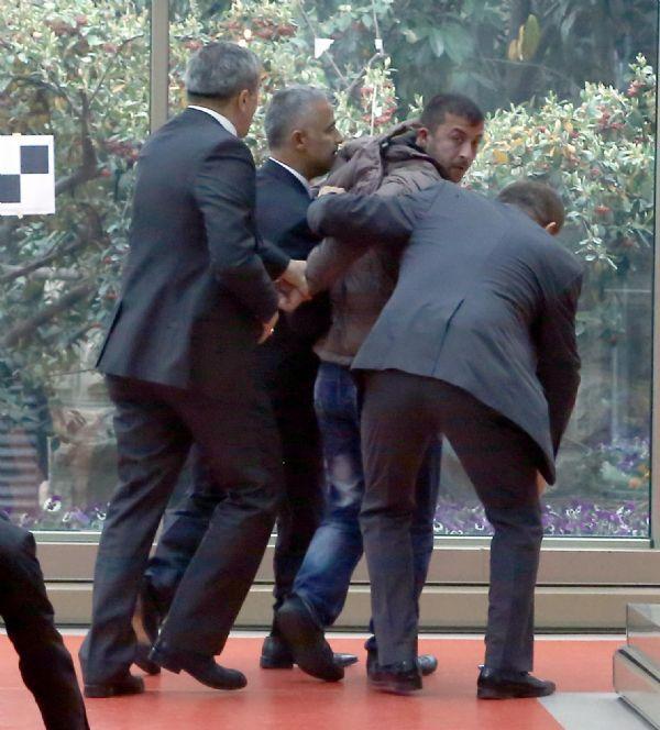 Kılıçdaroğlu'nu yumruklayan bakın kim çıktı
