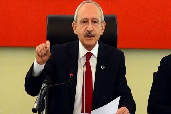 Kuzu, 'Kılıçdaroğlu grup toplantısında suç işledi'
